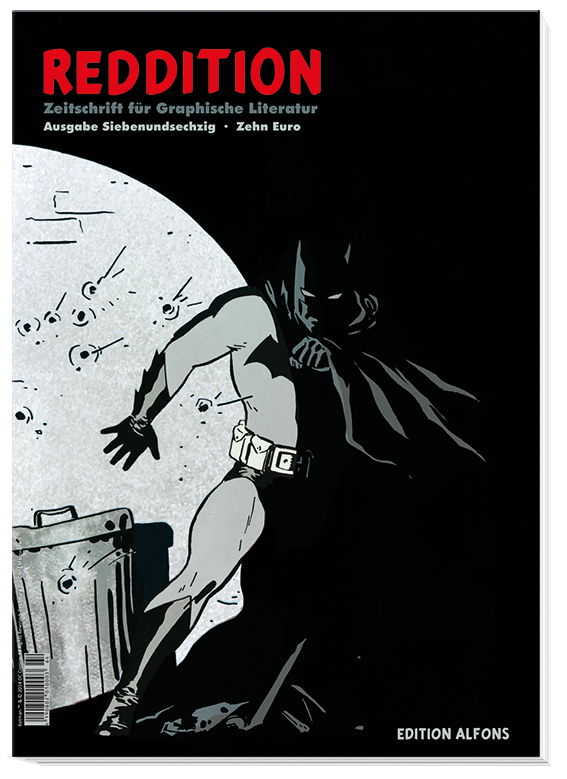 Reddition 67: Cover von David Mazzucchelli